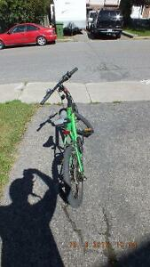 2 boy bikes - less that one season used (see all the pictures) West Island Greater Montréal image 8