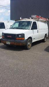 2006 GMC Savana Minivan, Van $2,000 or best offer