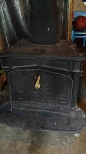 Wood Stove Sears Made in Canada
