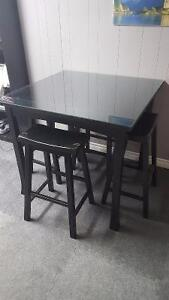 Bistro Table & Stools Stratford Kitchener Area image 2