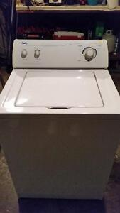 Top load inglis washing machine