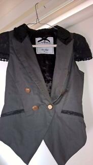 Womens Fashion Work Vest Business Attire (EXCELLENT COND.)