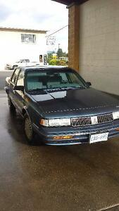 1993 Oldsmobile Cutlass Ciera Sedan - REDUCED