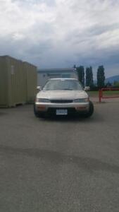 1994 Honda Accord Ex, 2.2 L 5 Speed