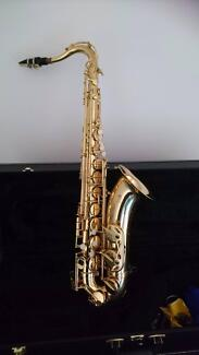 Barely used Tenor Saxophone