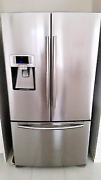 SAMSUNG FRENCH DOOR REFRIGERATOR- 639LTS South Brisbane Brisbane South West Preview