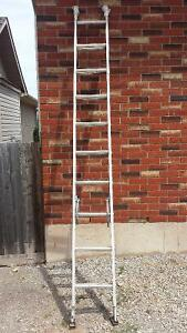 10 ft Aluminum Extension Ladder