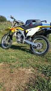 2009 Rmz 450 3,300$ or TRADE for SLED and CASH$