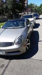 2003 Infiniti G35 Coupe (2 door) (A MUST SEE!!!!!!)