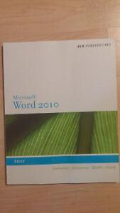 Microsoft Word 2010 Brief (LIKE NEW)