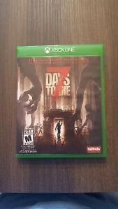 Call of duty BO3 et 7 days to die .. Xbox one