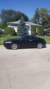 2008 Honda Accord Coupe (2 door) safetied has winter tires