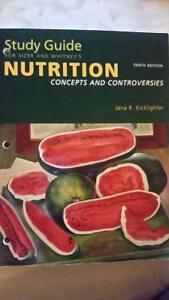 Nutrition: Concepts and Controversies (Study Guide)