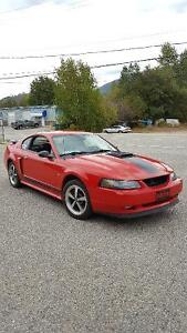 Reduced 2003 Ford Mustang Mach 1 (Limited Edition)