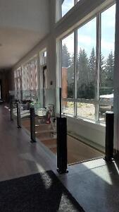 PROFESSIONAL 10MM SHOWER GLASS DESIGN AND INSTALLATION! Edmonton Edmonton Area image 2