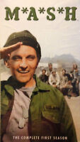 M*A*S*H TV Show - Season 1 - Sealed VHS Tapes