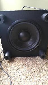 "Omage big boom 10"" BBF-310 subwoofer Cornwall Ontario image 3"