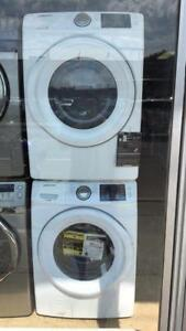 ECONOPLUS OTTAWA SUPER CLEAN NEW SAMSUNG FRONTLOAD  WASHER DRYER SET 1499$  TX INCLUDED