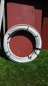 "1"" pex water line- approx 250ft Prince George British Columbia image 1"