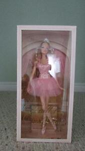 Barbie Collector Ballet Wishes Ballerina Cambridge Kitchener Area image 1