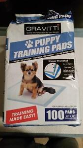 Puppy and adult training pads