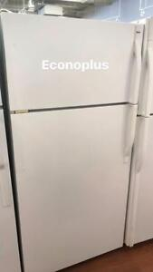 ECONOPLUS LIQUIDATION DE FRIGO KENMORE  BLANC 349.99$ TX INCL