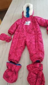 Gusti - Girl's Snow Suit, 24m West Island Greater Montréal image 1