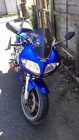 SV 1000S K3 Suzuki