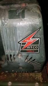 ATCO rotary blade lawnmower with roller London Ontario image 2