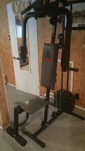 Excellent Condition Weider 740 Home Gym $75.00/O.B.O.