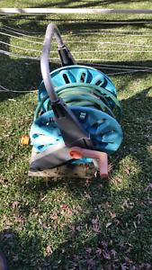 Garden hose 3 reel Kilsyth Yarra Ranges Preview