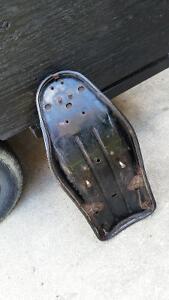 1960's metalflake sporster seat London Ontario image 5