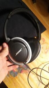 Bose Ae2 Overear Headphones (Passive Noise Cancelling)
