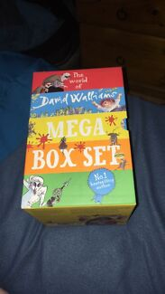 David Williams mega box set
