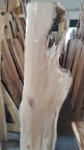 Live Edge Slabs and hardwoods West Island Greater Montréal image 8