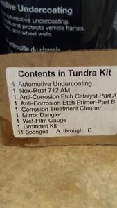 Toyota undercoating kit. !!!bran new!!!