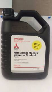 Mitsubishi motors genuine coolant 5L