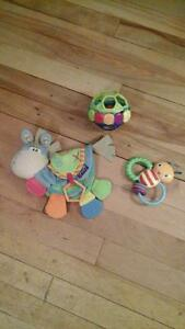 Infant toys -All 3 toys for $5 Peterborough Peterborough Area image 1