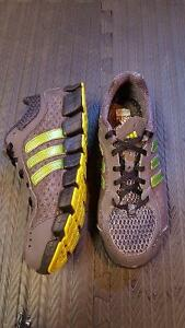 Boys / Girls size 5.5 - Adidas Climacool - USED ONCE
