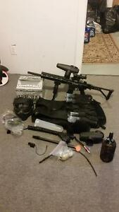 Amazing paintball gun NEED GONE ASAP PRICE NEGOTIABLE