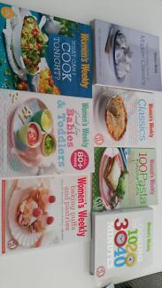 7 Women's Weekly Cookbook Bundle
