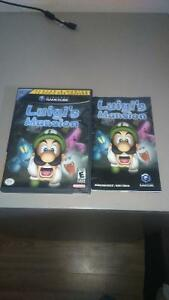 Luigi Mansion sur gamecube