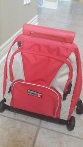 Wheelpak Rolling Wheeled Backpack Travel Bag Kids School Bookbag London Ontario image 2