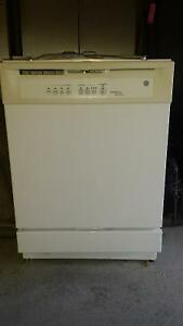 GE dishwasher