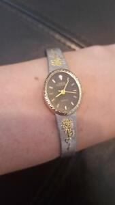 Sarah Coventry Stainless Steel Watch