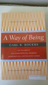 A Way of Being- Carl Rogers