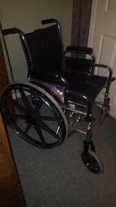 Wheelchair for sale - in excellent shape