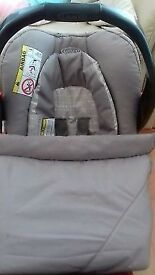 Graco baby car seat from birth-13kg