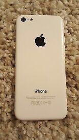 White iPhone 5c 16gb