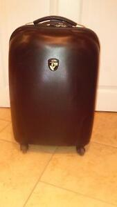 "Heys 21"" Black Carry-On Luggage Bag"